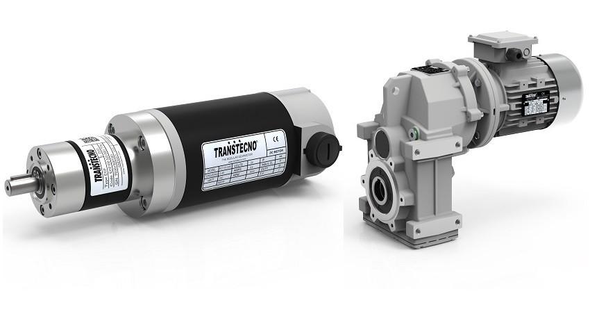 moteur réducteur Transtecno