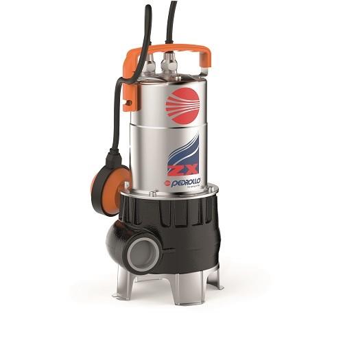 Pompe submersible eaux usées Pédrollo ZX